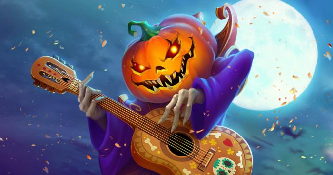 Warspear Halloween