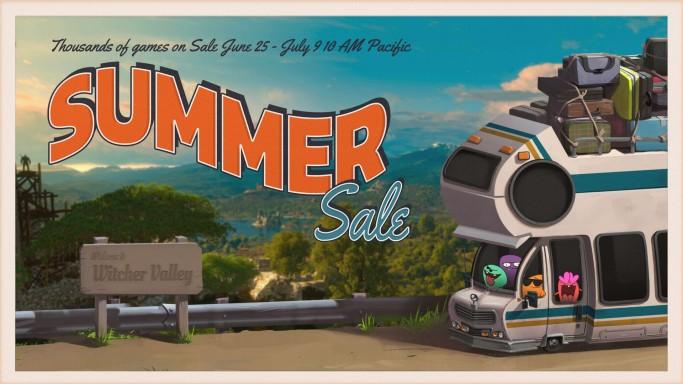 Steam Summer Sale 2020